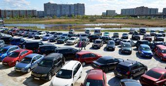 Впервые за три года продажи автомобилей в Екатеринбурге выросли