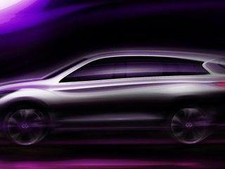 Infiniti представит свой вариант кроссовер на базе Nissan Juke
