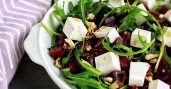 Шеф поделился рецептом Свекольного салата: На замену винегрету