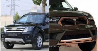 Автомобилистов удивили и порадовали снимки нового Haval H5 – Конкурента и возможно «убийцы Русского Прадо»