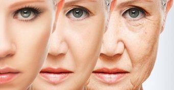 Замесяц избавит отморщин маска «домашний ботокс» изкрахмала