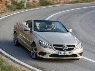 Mercedes-Benz  E350 BlueTec будет иметь вид спорт-кара