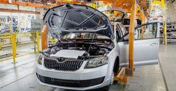 В Нижнем Новгороде выпущено 170 тысяч автомобилей Skoda и Volkswagen