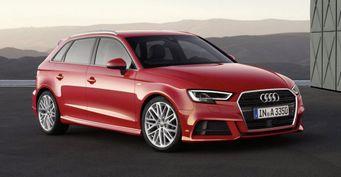 Audi A3 представят в формате четырехдверного купе