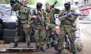 Народное ополчение Славянска уничтожило армейскую колонну