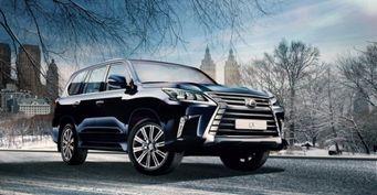 Корпоративные продажи Lexus в России выросли на 67%