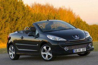 Peugeot 208 в 2015 году будет превращен в кабриолет