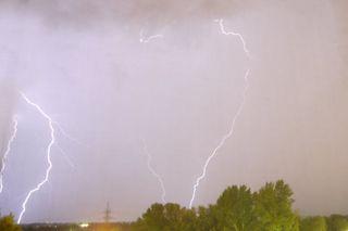 В Забайкалье в ясную погоду мужчина погиб от удара молнии