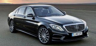 На Московском автосалоне Mercedes-Benz представил купе S 65 AMG