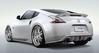 У преемника Nissan 370Z будет кузов «тарга»