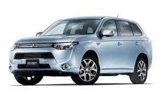 Следующий гибрид Mitsubishi Outlander PHEV будет совершенно иным