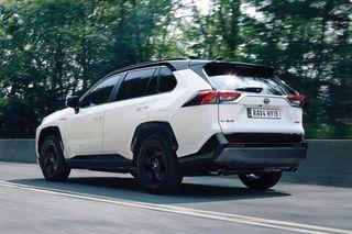 Фото: Toyota RAV4 2020, источник: Toyota