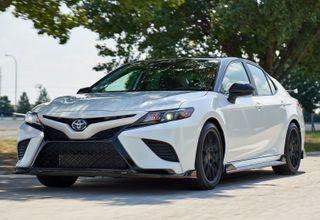 Toyota Camry 2020. Фото: Drive2