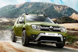 Фото: Renault Duster, источник Renault