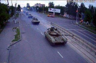 Веригина: В Луганскую область въехала военная техника из РФ