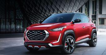 Nissan показала, как будет выглядеть новый Magnite