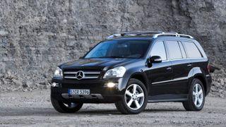 Новое поколение Mercedes GL-Class получит двухтурбированный V6