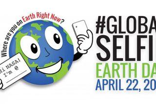 NASA опубликовало селфи-фотографии Земли в виде глобуса
