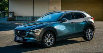 Габариты, дизайн и мощность: Сходства Mazda CX-30 и Geely Coolray назвал автоэксперт