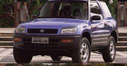 «Отец» всех кроссоверов: История модели Toyota RAV4