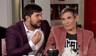 Сын Бари Алибасова не желает отдавать квартиру супруге отца и её дочке / Фото: dni.ru
