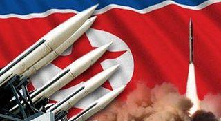 Северная Корея запустила 30 ракет малой дальности в сторону Японского моря
