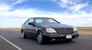 Напервый взгляд Mercedes видеальном состоянии. Кадр: YouTube-канал «Чердак»