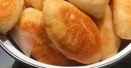 Пышные пирожки с картошкой без дрожжей: Секрет теста наших бабушек