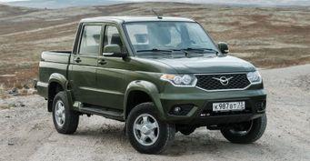 Mitsubishi L200 «наминималках»: УАЗ «Профи» сАКПП удивляет комфортом ирулежкой