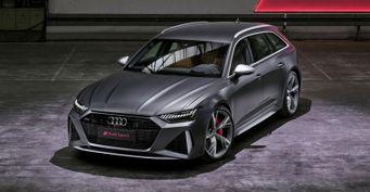 Audi «унизила» спорт-класс: Замеры динамики универсала RS6 2020 опечалили блогера
