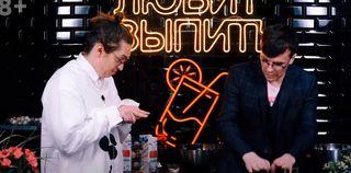 Арсений Повов вYouTube-шоу «Петя любит выпить»