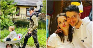 Самоизоляция объединила семью. Фото: saint-petersburg.sm-news.ru