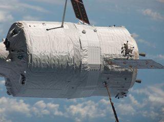 Запуск грузового корабля ATV-5 для стыковки с МКС, состоится 29 июля 0