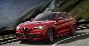 Alfa Romeo выпустит два кроссовера к 2019 году