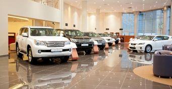 В Москве число автосалонов сократилось на 27 единиц