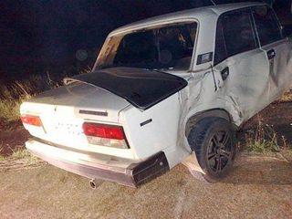 Девочка 15 лет пострадала в ДТП возле поселка Дарасун