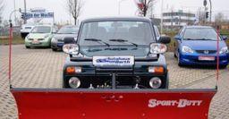 В Германии найден мини-трактор на базе LADA 4x4: Опять Европа делает «тазы» лучше «АвтоВАЗа»!