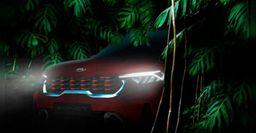 Kia Sonet с инновационной «механикой» дебютирует в августе
