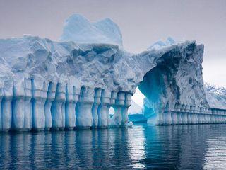 Ученые нашли грубую ошибку в данных о количестве льда в Антарктике