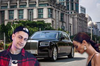 Rolls-Roys Phantom— «лучшая для лучшего» машина. Фотоколлаж Pokatim