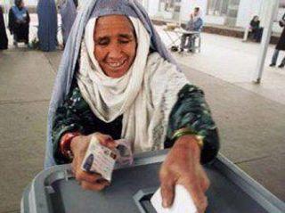 В Афганистане 5 апреля 2014 года на 1 час продлено голосование