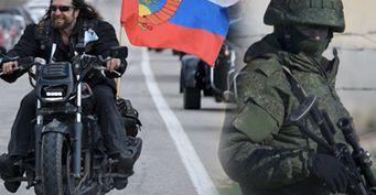 «Кадыровцы», байкеры и Янукович: Кто возвращал Крым в 2014 году, по мнению украинских СМИ
