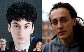 Портрет сына Пенкина и Саед-Шах сделан в приложении FaceApp. Фото: Тимур Саед-Шах actionlist.ru