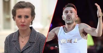 Череда неудач Шнурова началась из-за расставания сМатильдой, уверена Собчак