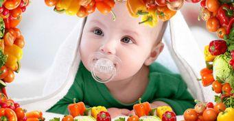 «Правильное» меню для малыша до года составили мамочки