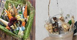 Мужской букет: Идеальный подарок для рыбака своими руками