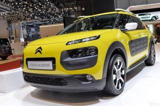 Новый Citroen C4 Cactus расходует 2 литра на 100 км