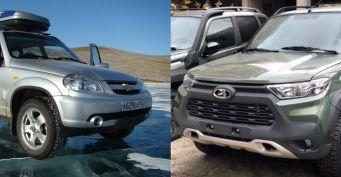 Фантик изменили, «советчина» осталась: Новая LADA Niva FLполучит старые моторы и«дубовый» салон