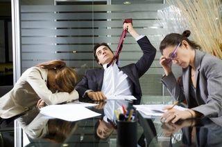 Ученые: Стресс на работе увеличивает риск развития диабета второго типа