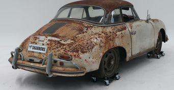 Ржавый 63-летний Porsche 456A Cabriolet продали в Австралии за 13,5 млн рублей